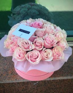 Original box with roses | Roses to mother