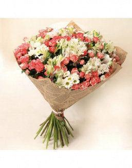 Цветы в таразе